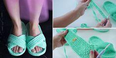 Flip-Flops – Crochet Tutorial - Design Peak