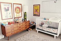 midcentury maybe by baby space interiors, via Flickr
