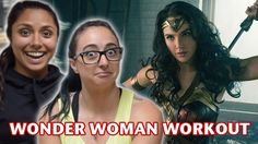 For this very special Wonder Wednesday, Michelle joins me in trying one of Gal Gadot's workouts that got her ready for the new Wonder Woman film. It. Was. To...