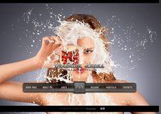 Veronica Lucas Photo Portfolio HTML5 Template by Dynamic Template