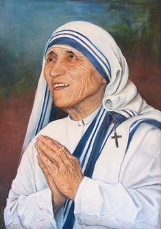 Blessed Mother Teresa of Calcutta, the virgin and the Nun