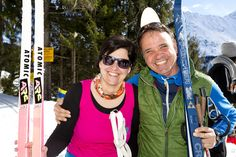 Langlauf-Charity am Kristberg in Silbertal im Montafon im März 2018 - (c) Netz für Kinder - Dietmar Mathis Charity, Long Distance, Keep Running, Kids