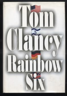 Read the spy who came in from the cold online book pdf pdf free details about rainbow six tom clancy jack ryan 10 1998 hcdj first edition first printing vg fandeluxe Choice Image