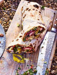 Chicken Shawarma | Comfort Food | Jamie Oliver