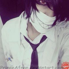 This is the best Dr. Smiley cosplay I have ever seen. NO REALLY IT IS.