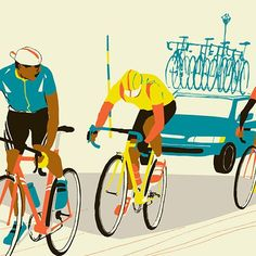 Four Riders Print - alt_image_one