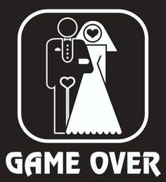 Game Over Shirts Funny Bachelor Party T Shirt Cool Marriage