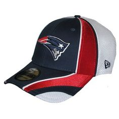 Official New England Patriots ProShop - New Era Speed Stretch 39Thirty Flex  Cap Holiday Wishes 4030fb463