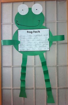 This froggy is so darn cute, I just had to pin it!