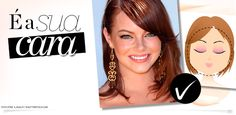 Corte de cabelo ideal para cada tipo de rosto banner