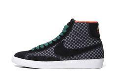 Nike Blazer Mid Woven Pack