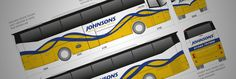 Johnsons brand identity and vehicle liveries