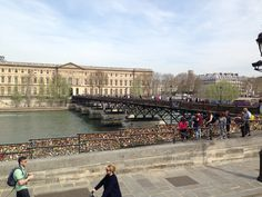 Pont Des Arts / Paris #photobyizabrandt