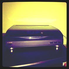 My new old player...vinyl <3