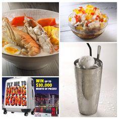 Crayfish 'N' Egg Papaya Soup Bee Hoon