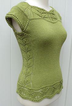 Ravelry: Ophélie pattern by Carole Francone
