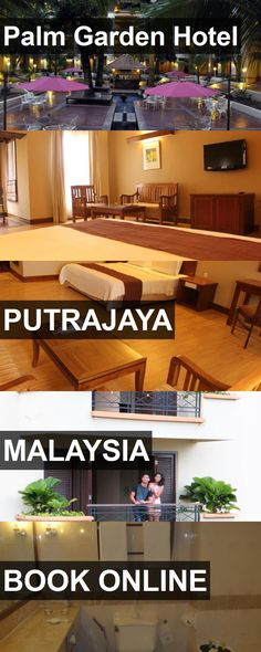 Palm Garden Hotel in Putrajaya, Malaysia. For more information, photos, reviews and best prices please follow the link. #Malaysia #Putrajaya #travel #vacation #hotel