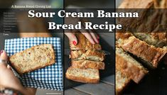 This bread is moist and delicious with lots of flavor! Your friends and family will love this banana bread, it tastes even better toasted, Once you taste this, you'll never throw away those ripe bananas again! Check out this article from reluctantentertainer.com today and start baking your own banana bread