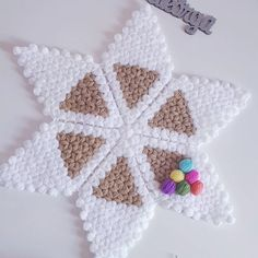 Crochet Potholder Patterns, Crochet Stitches, Knit World, Christmas Ornaments, Holiday Decor, Free, Craft, Crocheting, Amigurumi