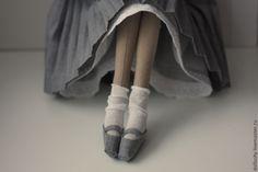 Купить Текстильная кукла в стиле Тильда - кукла Тильда, кукла ручной работы…