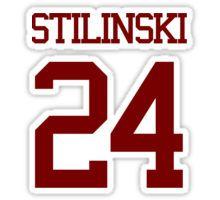 Stilinski Teen Wolf 24 Sticker