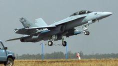 GRAFIK: Her er de tre kampfly, der kan afløse de gamle F-16-fly   Politik