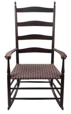 Lot 150: Rocking Chair