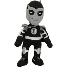 BrooklyKnight Brooklyn Nets Mascot Plush Doll is in stock now at NBA Store and Guaranteed Authentic. Brooklyn Basketball, Brooklyn Nets, Fan Gear, Plush Dolls, Tigger, Disney Characters, Fictional Characters, Toys, Nba