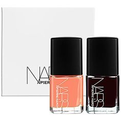 NARS Pierre Hardy Nail Duo