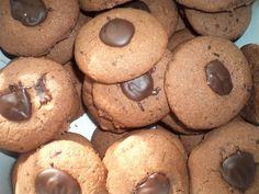 Retete grecesti: Biscuiti cu ciocolata de post (Nistisima mpiskota sokolatas - Νηστίσιμα μπισκότα σοκολάτας)