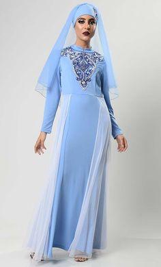 East Essence Abaya Dress  -  at PlusSizeDesi.com #psdesi #plussize #plussizedesi #desiclothing #psd Modest Wear, Modest Outfits, Black Abaya, Kaftan Style, Psd, Pakistani Outfits, Baby Dress, Casual Wear, Plus Size