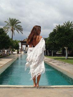 Birthday girl. Ibiza Style (Tony Bonet) http://www.ibizachiccomplements.com/