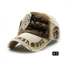 Hat For Man, Girl With Hat, Distressed Baseball Cap, Distressed Denim, Hat Embroidery, Embroidery Letters, Mens Trucker Hat, Summer Cap, Stylish Mens Outfits