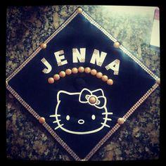 graduation cap :) go UCF class of 2012:)