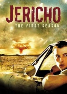 Jericho. I would like to say to CBS network...you suck for cancelng one of the best TV series ever! Your Nuts!