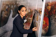 SEEN in the Studio: Shirin Neshat -- Vulture