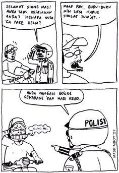 Komik Strip baru (ngakak) paret(2) | Kaskus - The Largest Indonesian Community