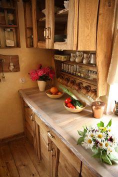 Holzküche   wood kitchen