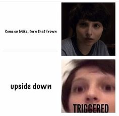 Stranger things memes are the best Stranger Things Quote, Stranger Things Have Happened, Funny Memes, Hilarious, Jokes, Saints Memes, Stranger Danger, Best Shows Ever, Harry Potter