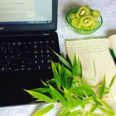 I've gone through the first 65 pages of my urban fantasy, done some minor edits and sent them to the first beta reader ✨��✏️��✨ Making note of some loose ends so I remember to tie them up later, then it's time to move on with the story �� Fun fact: The green bowl is uranium glass, a present from my dad ���� . . . . . . . . . . . . . . . . . . . . . . . . . . . . . . . . #writer #writing #writerslife #writersofinstagram #amwriting #fantasy #inspiration #skriver #skriverliv #forfatter…