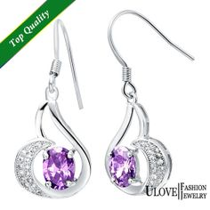 Cheap Affordable Earrings for Women Moon by UloveFashionJewelry, $9.82