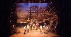 Roi Ubu. Théâtre du - Roi Ubu. Théâtre du Nouveau Monde. Scenic design by Jean Bard. --- #Theaterkompass #Theater #Theatre #Schauspiel #Tanztheater #Ballett #Oper #Musiktheater #Bühnenbau #Bühnenbild #Scénographie #Bühne #Stage #Set