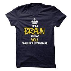 TO0302 BRAUN Team - #green shirt #hoodie design. SATISFACTION GUARANTEED => https://www.sunfrog.com/St-Patricks/TO0302-BRAUN-Team.html?68278