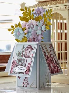 That's Life: Cottage Garden Pop Up Box