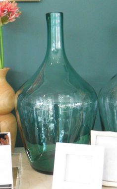 Glass Vase - Inside Out Home Boutique