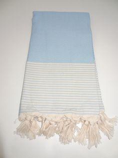Turkish Towel  Pestemal#61 Turkish Towels, Beach Towel, Picnic Blanket, Hand Weaving, Athens Greece, Hand Knitting, Picnic Quilt, Weaving