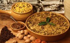 Bobotie ist südafrikanisches Essen