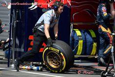 Pirelli aclara las razones de la explosión de la goma de Vettel #Formula1 #F1 #BelgianGP