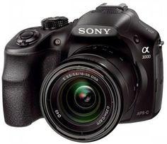 Aparate Foto DSLR marca Sony la Pret Excelent