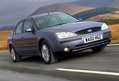 2002. Ford Mondeo Ghia